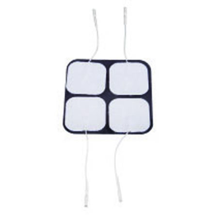 Electrodo autoadhesivo de alta calidad. Accesorio electroterapia